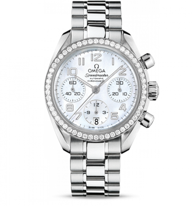 Omega 324.15.38.40.05.001 Speedmaster Ladies Chronograph - фото 1