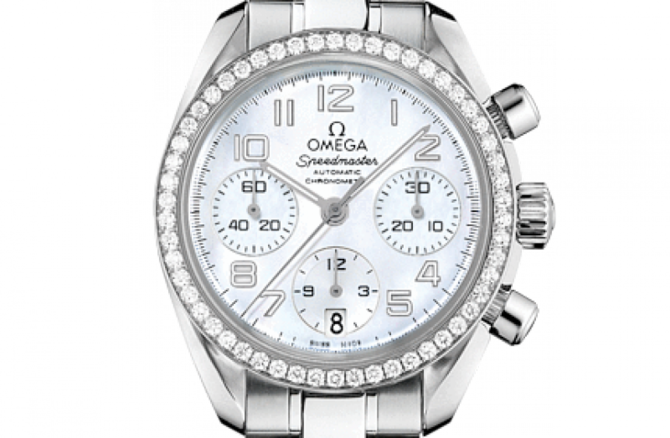 Omega 324.15.38.40.05.001 Speedmaster Ladies Chronograph - фото 3
