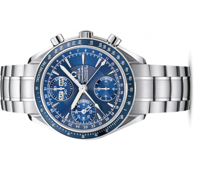 Omega 3222.80.00 Speedmaster Day-date chronograph - фото 2