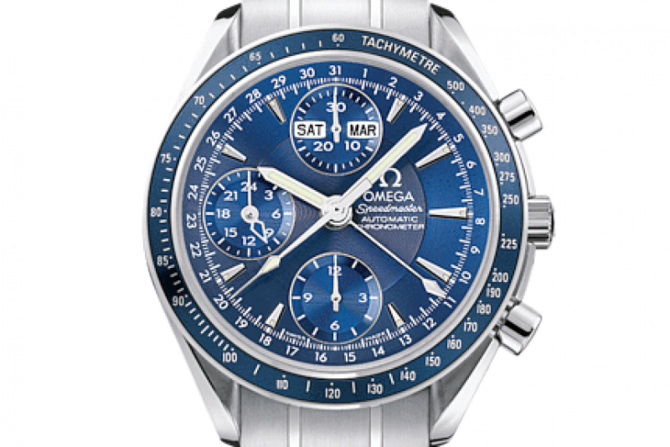 Omega 3222.80.00 Speedmaster Day-date chronograph - фото 3