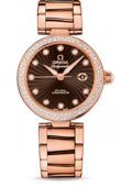 Omega De Ville Ladies 425.65.34.20.63.002 Ladymatic co-axial