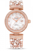 Omega De Ville Ladies 425.65.34.20.55.008 Ladymatic co-axial