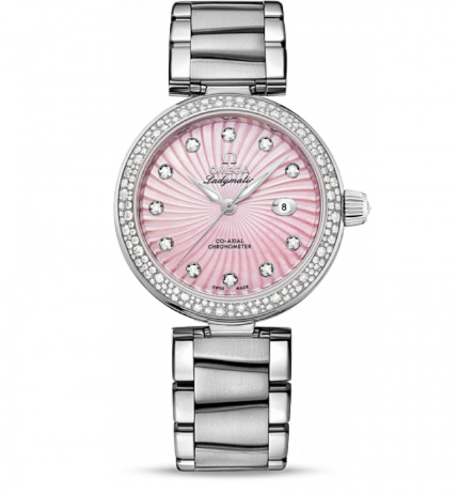 Omega 425.35.34.20.57.001 De Ville Ladies Ladymatic co-axial - фото 1