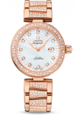 Omega De Ville Ladies 425.65.34.20.55.005 Ladymatic co-axial
