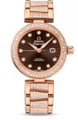 Omega De Ville Ladies 425.65.34.20.63.003 Ladymatic co-axial