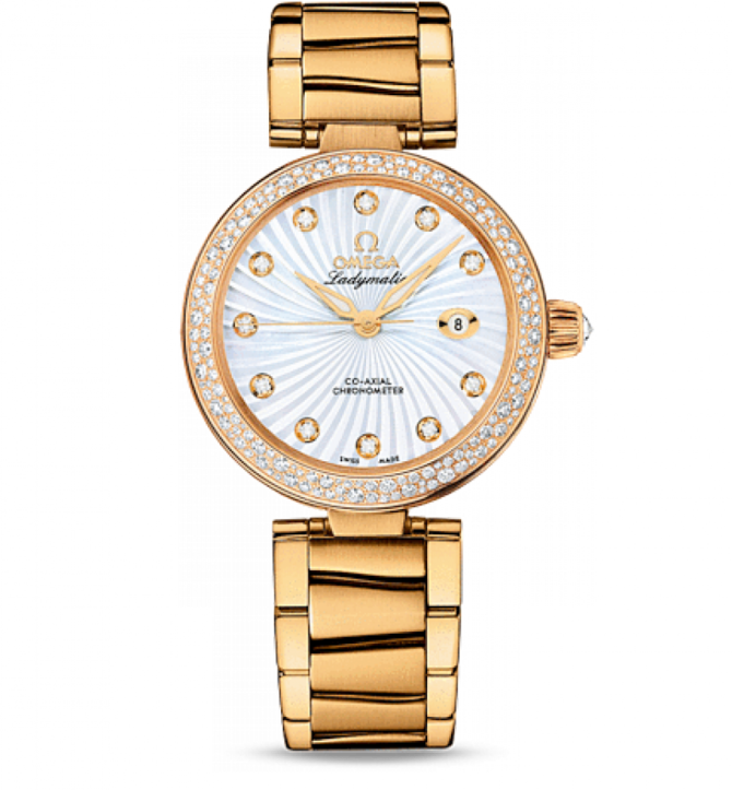 Omega 425.65.34.20.55.004 De Ville Ladies Ladymatic co-axial - фото 1
