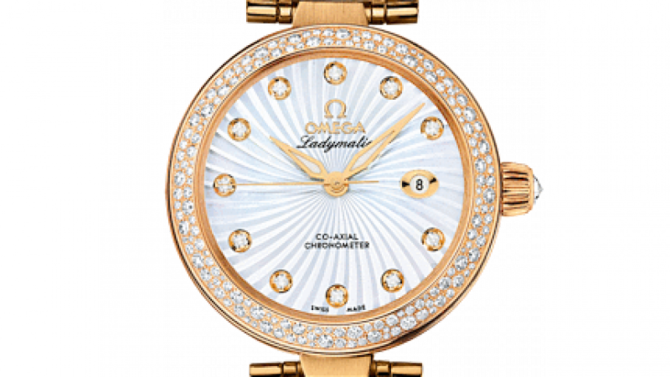 Omega 425.65.34.20.55.004 De Ville Ladies Ladymatic co-axial - фото 3