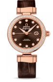 Omega De Ville Ladies 425.68.34.20.63.001 Ladymatic co-axial
