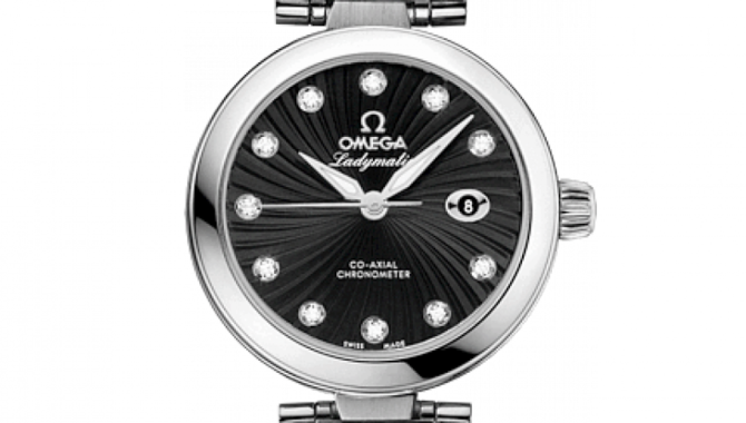 Omega 425.30.34.20.51.001 De Ville Ladies Ladymatic co-axial - фото 3