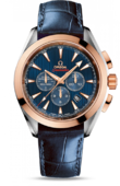 Omega Specialties 522.23.44.50.03.001 Aqua Terra «London 2012» Limited Edition