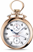 Omega Specialties 5108.20.00  Olympic pocket watch 1932 Limited edition