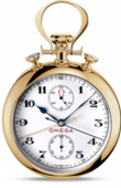 Omega Specialties 5109.20.00 Olympic pocket watch 1932 Limited edition