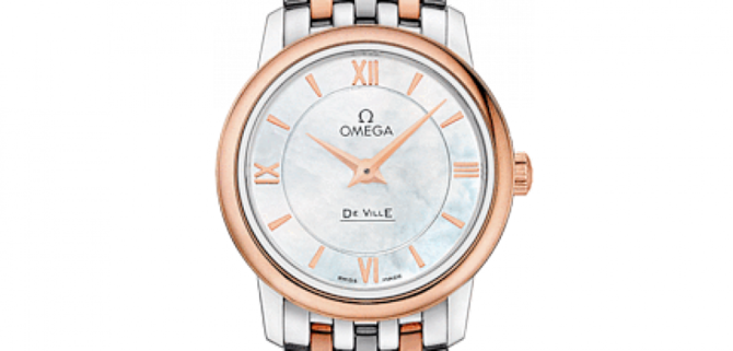 Omega 424.20.27.60.05.002 De Ville Ladies Prestige quartz 27,4 mm - фото 3