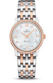Omega De Ville Ladies 424.25.27.60.55.002 Prestige quartz 27,4 mm