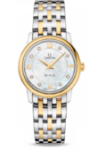 Omega De Ville Ladies 424.20.27.60.55.001 Prestige quartz 27,4 mm