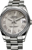 Rolex Datejust 178279 Rhodium 31mm White Gold