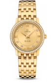 Omega De Ville Ladies 424.55.27.60.58.001 Prestige quartz 27,4 mm