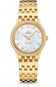 Omega De Ville Ladies 424.55.27.60.55.001 Prestige quartz 27,4 mm