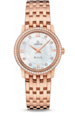 Omega De Ville Ladies 424.55.27.60.55.002 Prestige quartz 27,4 mm