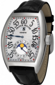 Franck Muller Cintree Curvex 8880 HS DT L Jumping Hour Moon Phase