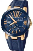 Ulysse Nardin Executive Dual Time 246-00-3/43 43mm