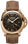 Officine Panerai Luminor PAM00289 1950 8 Days GMT ORO ROSA
