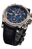 Louis Moinet Limited Editions LM-24.30.25 Geograph LM-24.30.25