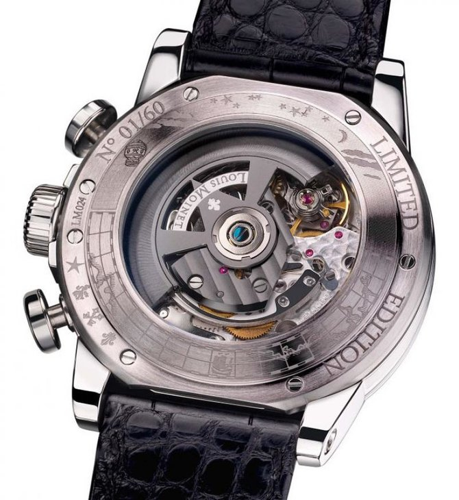 LM-24.30.65 Louis Moinet Geograph Limited Editions