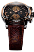 Louis Moinet Limited Editions LM-24.30.56 Geograph Rainforest