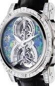 Louis Moinet Limited Editions Australian Opal Treasures of the World