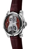 Louis Moinet Limited Editions Red Stromatolite Treasures of the World