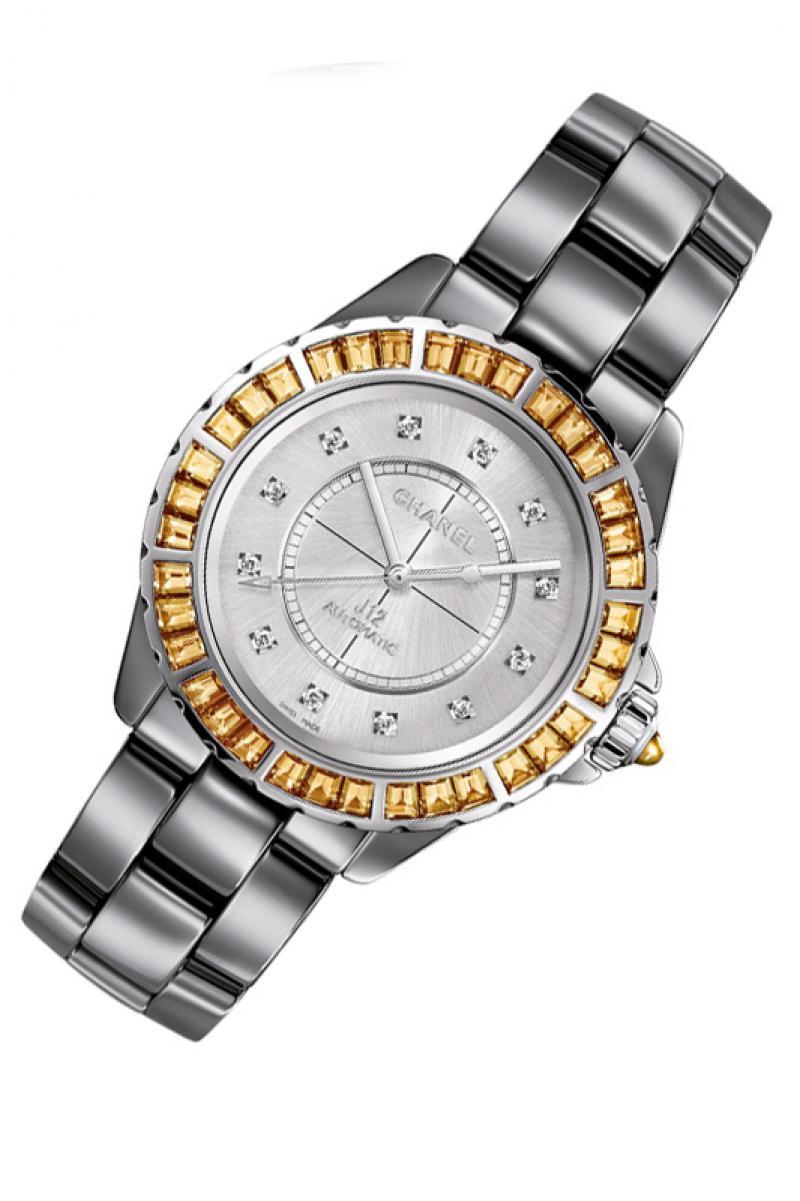 Мужские часы chanel j12 marine оригинал