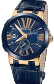 Ulysse Nardin Executive Dual Time 246-00-5/43 43mm