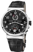 Ulysse Nardin Часы Ulysse Nardin Maxi Marine Chronometer 43mm 1183-126/62 Chronometer 43 mm Steel