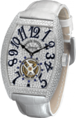 Franck Muller Cintree Curvex 7851 T D CD Tourbillon