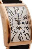 Franck Muller Long Island 1200 MC L Rose Gold Silver Master Banker Tourbillon