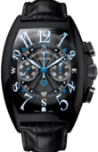 Franck Muller Mariner 8080 CC AT NR MAR Black Blue Chronograph