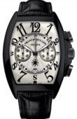 Franck Muller Mariner 8080 CC AT NR MAR Silver Black Chronograph