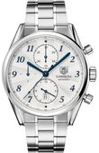 Tag Heuer Carrera CAS2111.BA0730 Calibre 16 Heritage Automatic Chronograph 41 mm