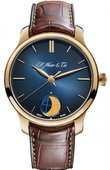 H. Moser Moon 1348-0100 Endeavour