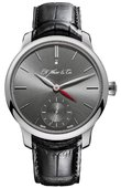 H. Moser Dual Time 1346-0301 Endeavour