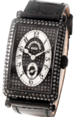Franck Muller Long Island 900 S6 CHR MET NR D CD Chronometro