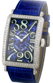 Franck Muller Long Island 1200 CH D Blue Crazy Hours