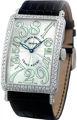 Franck Muller Long Island 1200 CH D white Crazy Hours