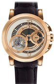 Harry Winston High Horology MIDMTC42RR002 Midnight Tourbillon Chronograph MIDMTC42RR002