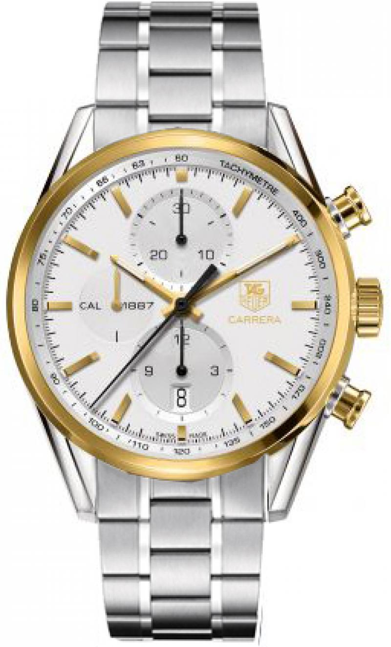 мужские часы tag heuer carrera calibre 1887 chronograph парфюмерный