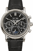 Patek Philippe Grand Complications 5204P-011 5204 Split-Seconds Chronograph and Perpetual Calendar