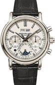 Patek Philippe Grand Complications 5204P-010 5204 Split-Seconds Chronograph and Perpetual Calendar