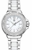 Tag Heuer Formula1 WAH-1215.BA-0861 teel and Ceramic Full Diamond 37 mm