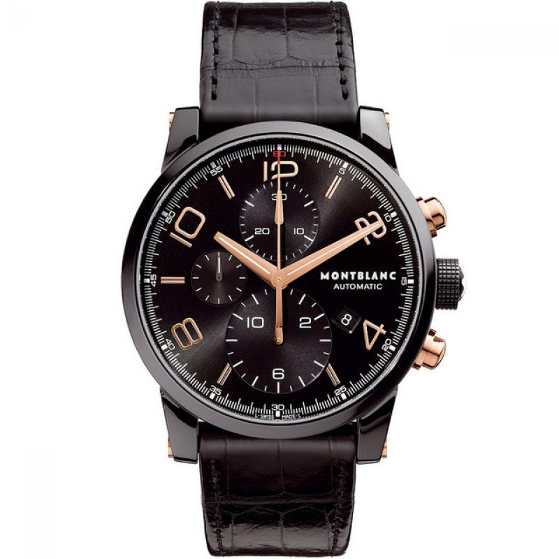 Мужские часы Montblanc - Conquest-watchesru